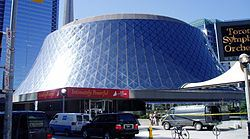 Home of the Toronto Symphony Orchestra