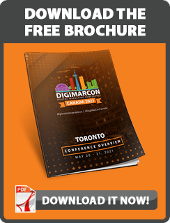 Download DigiMarCon Toronto 2021 Brochure
