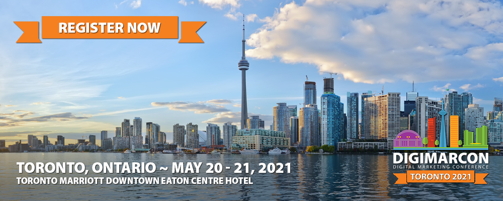 DigiMarCon Canada  Register